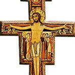 San Damiano Kreuz